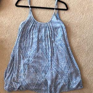 Small Blue Roxy Dress